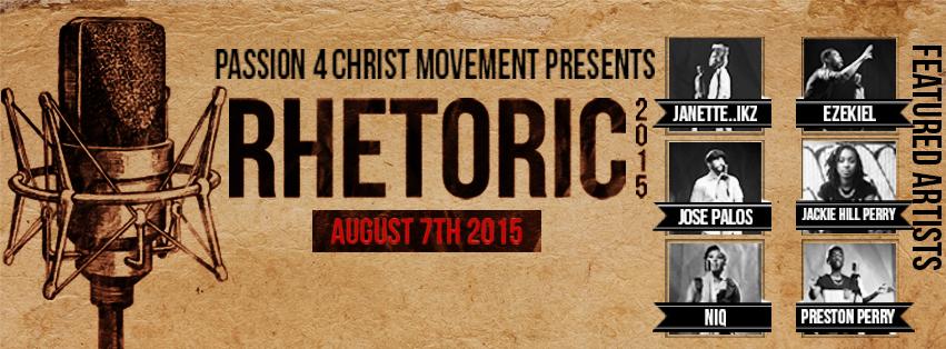 #Rhetoric2015 is Coming!
