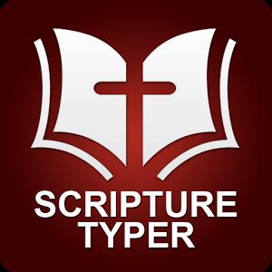 scripture typer