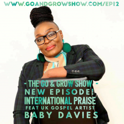 International Praise feat UK Gospel Artist Baby Davies (@bbmelody_davies) – GGS012
